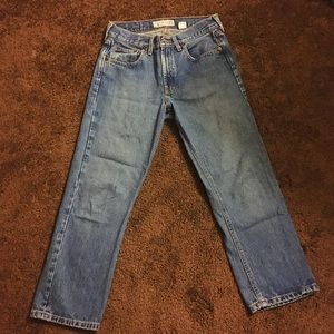 Abercrombie and Fitch Vintage Denim Jeans